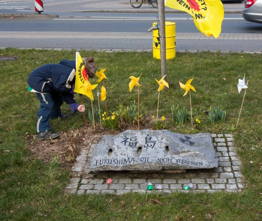 kpw-photo 2016-03-11 - 5 Jahre Fukuschima-Kernschmelze - Demonstration in Goettingen -  Web-2618